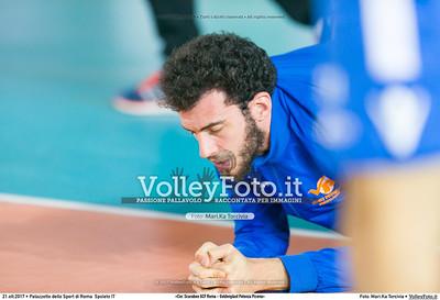 «Cer. Scarabeo GCF Roma - Goldenplast Potenza Picena»
