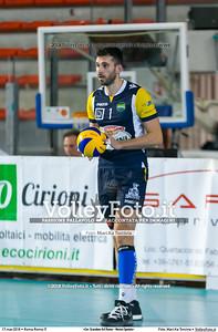 «Cer. Scarabeo Gcf Roma - Monini Spoleto»