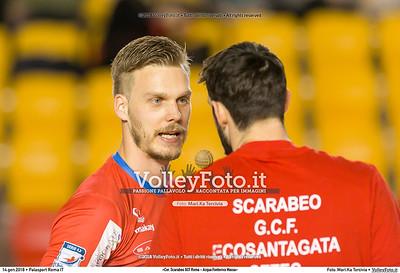 «Cer. Scarabeo GCF Roma - Acqua Fonteviva Massa»