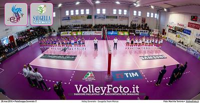 Volley Soverato - Saugella Team Monza | 23ª #A2F