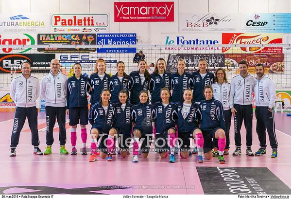 Saugella Team Monza