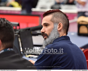 Volley 2002 Forlì - Volley Soverato FINALE A2 Coppa Italia 2016.  Pala De Andrè Ravenna 20.03.2016. FOTO: Maurizio Lollini © 2016 Volleyfoto.it, all rights reserved [id:20160320._LM07948]