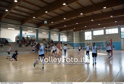 durante Amichevole «MyCicero Pesaro - Tuum Perugia» presso PalaSport Piobbico PU IT, 28 settembre 2016 - Foto di Michele Benda [_MBK4796]