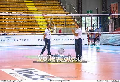 Bartoccini Gioiellerie Perugia - Club Italia Crai