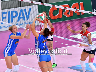 «Club Italia Crai - Volley Soverato»
