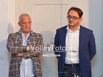 Massimo Patiti e Antonio Bartoccini