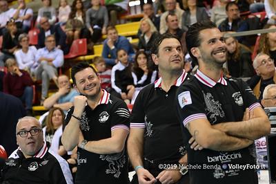 Premiazione BARTOCCINI GIOIELLERIE PERUGIA  per la promozione in SERIE A1 IT, 27 aprile 2019 - Foto: Michele Benda per VolleyFoto.it [Riferimento file: 2019-04-27/NZ6_3336]