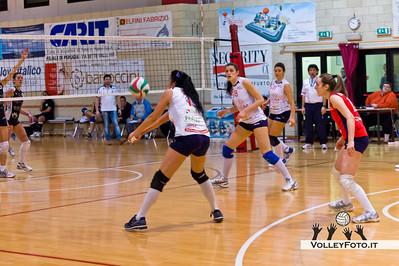Gecom Security Corciano - SGM Graficonsul San Mariano - Volley Femminile, Serie B1 girone C, 16a giornata di ritorno, Regular Season 2011/2012
