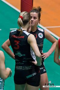 Lucky Wind Trevi - Gecom Security Corciano - Volley Femminile, Serie B1 girone C, 17a giornata di ritorno, Regular Season 2011/2012