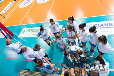 Edilizia Passeri & Edil Rossi Bastia - Meic Service Gela 14ª Giornata Campionato Italiano di Volley Femminile Serie B1 girone D - 2012/13