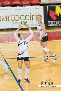 Gecom Security Perugia - CS San Michele Firenze 14ª Giornata Campionato Italiano di Volley Femminile, serie B1 girone C - 2012/13