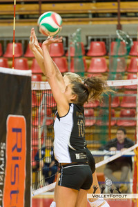 Gecom Security Perugia vs Stampitalia Casette d'Ete AP 11ª giornata Campionato Italiano di Volley Femminile, Serie B1, girone C, 2012/13