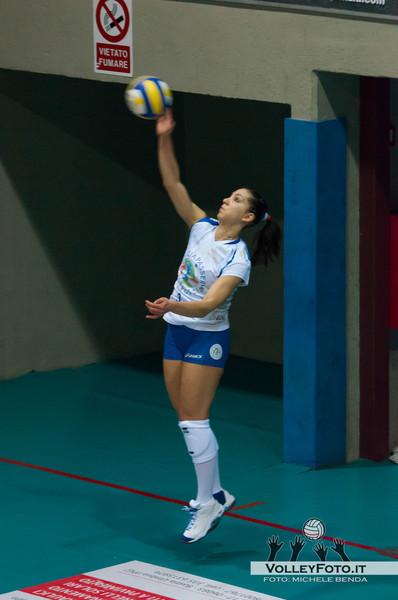 Edilizia Passeri & Edil Rossi Bastia - Volley Paestum | 22ª Giornata Campionato Italiano di Vollley Femminile, Serie B1 girone D [2012/13]