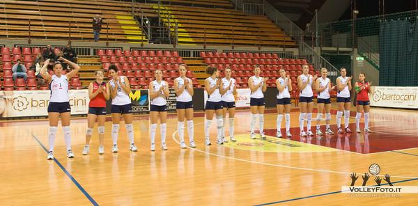 Gecom Security Perugia vs Volley 2002 Forlì Bologna 5ª giornata, Campionato Italiano di Volley Femminile, Serie B1, girone C