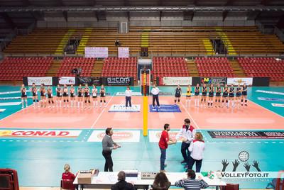 Gecom Security Perugia vs  Valdarno Volley Figline 9ª giornata, Campionato Italiano di Volley Femminile 2012/13, Serie B1, girone C