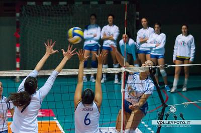 Edilizia Passeri & Edil Rossi Bastia - Senesi Aversa > 16ª Giornata Campionato Italiano di Volley Femminile Serie B1 girone D - 2012/13