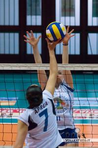 Edilizia Passeri & Edil Rossi Bastia - New Volley Gricignano | 20ª Giornata Campionato Italiano di Vollley Femminile, Serie B1 girone D [2012/13]