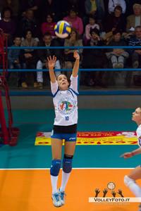 Edilizia Passeri & Edil Rossi BASTIA UMBRA vs Lucky Wind TREVI 6ª Giornata Andata - Campionato Italiano di Volley Femminile, Serie B1 girone D