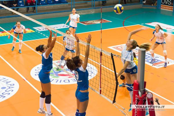 Edilizia Passeri & Edil Rossi Bastia - Vollyrò Casal De' Pazzi 13ª Giornata Campionato Italiano di Volley Femminile Serie B1 girone D 2012/13