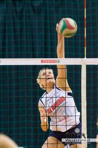 Alessia Quondam Luigi Gecom Security Perugia  - SGM Graficonsul San Mariano | 21ª Giornata, Campionato Italiano di Volley Femminile Serie B1 girone C [2012/13]