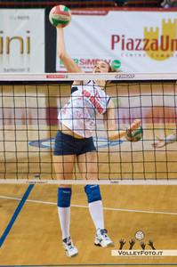 Ludovica Guidi Gecom Security Perugia  - SGM Graficonsul San Mariano | 21ª Giornata, Campionato Italiano di Volley Femminile Serie B1 girone C [2012/13]
