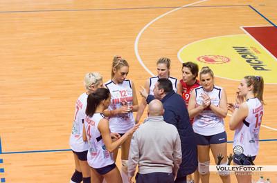 Gecom Security Perugia  - SGM Graficonsul San Mariano   21ª Giornata, Campionato Italiano di Volley Femminile Serie B1 girone C [2012/13]