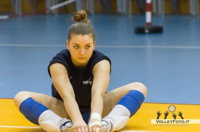 Volleyrò Casal De Pazzi - Edilizia Passeri & Edil Rossi Bastia | 26ª Giornata Campionato Italiano di Vollley Femminile, Serie B1 girone D [2012/13]