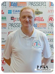 Antonello Polticchia Team Manager