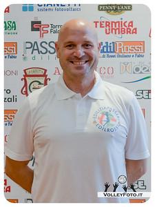Alessandro Papini secondo Allenatore