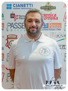 Gian Luca Ricci Allenatore