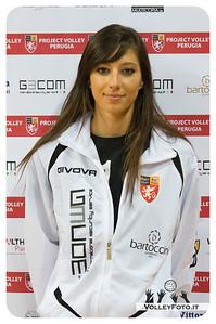 1 Luisa Rocchi Gecom Security Perugia [B1] 2012/13