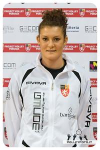 9 Alessia Montechiarini Gecom Security Perugia [B1] 2012/13