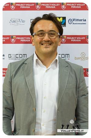 Antonio Bartoccini Wealth Planet - Project Volley Perugia