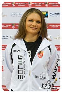 8 Jessica Puchaczewski Gecom Security Perugia [B1] 2012/13