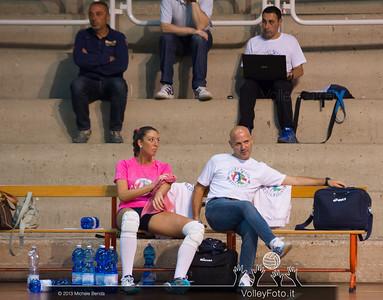 Edil Rossi Bastia, panchina
