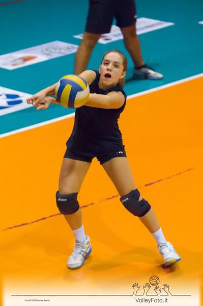Chiara Rumori, bagher