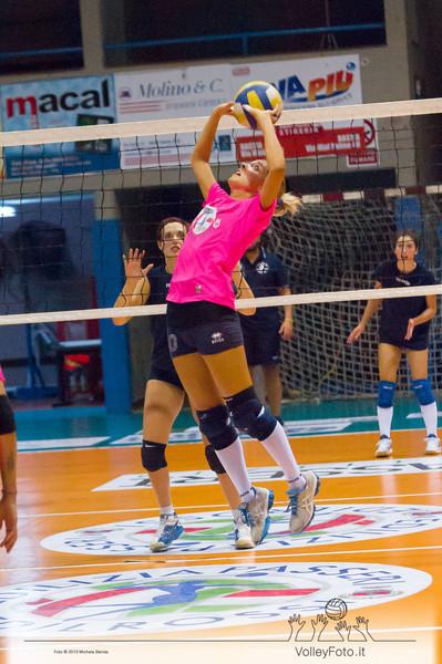 Eleonora Gatto palleggio
