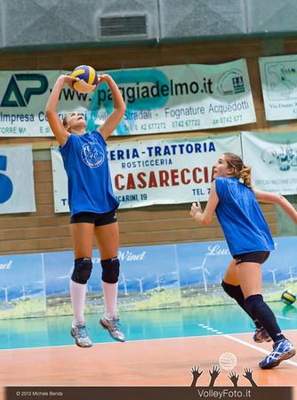 Francesca Monaci palleggio