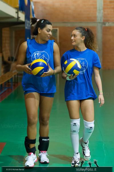 Jessica Uti, Giulia Rocchi