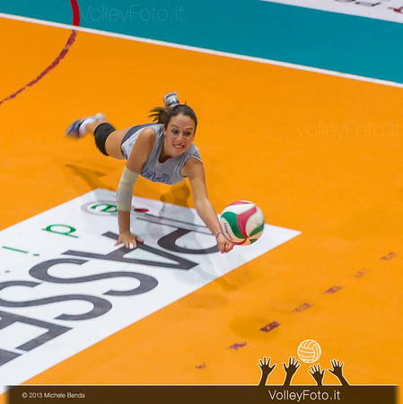 Benedetta Ponti, difesa