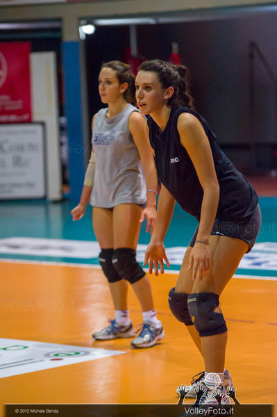 Martina Molinari, Benedetta Ponti