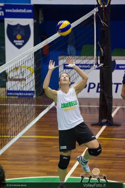 Andrea Sacco palleggio