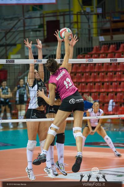 2013.10.26 Gecom Security Perugia - Lardini Filottrano AN | 2ª Giornata Campionato Italiano di Volley Femminile, Serie B1 girone C, 2013/14 (id:_MBD5040)
