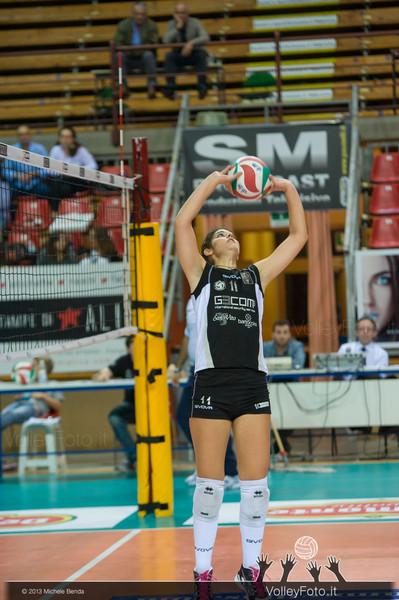 2013.10.26 Gecom Security Perugia - Lardini Filottrano AN | 2ª Giornata Campionato Italiano di Volley Femminile, Serie B1 girone C, 2013/14 (id:_MBD4936)