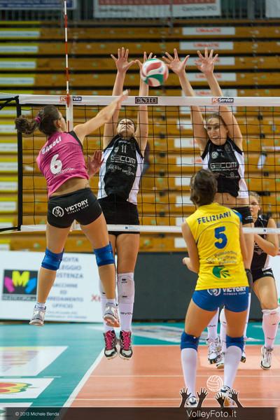 2013.10.26 Gecom Security Perugia - Lardini Filottrano AN | 2ª Giornata Campionato Italiano di Volley Femminile, Serie B1 girone C, 2013/14 (id:_MBD4883)