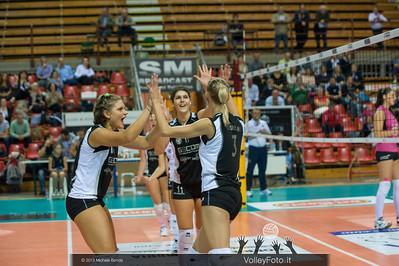 2013.10.26 Gecom Security Perugia - Lardini Filottrano AN | 2ª Giornata Campionato Italiano di Volley Femminile, Serie B1 girone C, 2013/14 (id:_MBD4835)