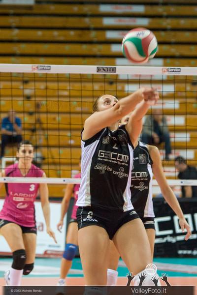 2013.10.26 Gecom Security Perugia - Lardini Filottrano AN | 2ª Giornata Campionato Italiano di Volley Femminile, Serie B1 girone C, 2013/14 (id:_MBD4702)