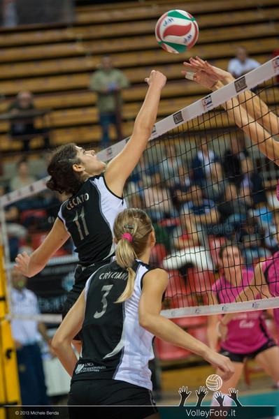 2013.10.26 Gecom Security Perugia - Lardini Filottrano AN | 2ª Giornata Campionato Italiano di Volley Femminile, Serie B1 girone C, 2013/14 (id:_MBD5070)