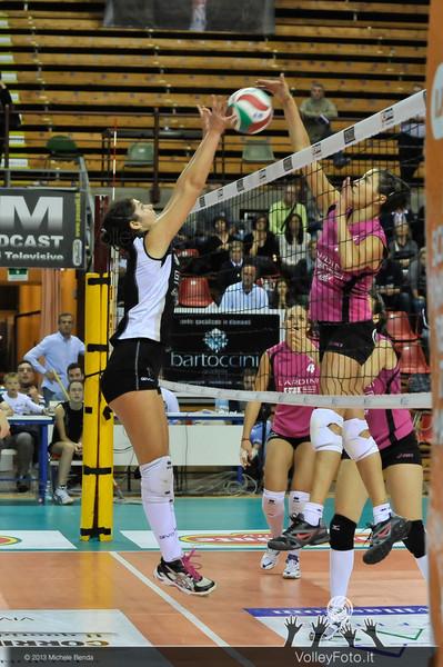 2013.10.26 Gecom Security Perugia - Lardini Filottrano AN | 2ª Giornata Campionato Italiano di Volley Femminile, Serie B1 girone C, 2013/14 (id:_MBD5209)