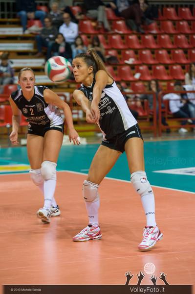 2013.10.26 Gecom Security Perugia - Lardini Filottrano AN | 2ª Giornata Campionato Italiano di Volley Femminile, Serie B1 girone C, 2013/14 (id:_MBD4935)